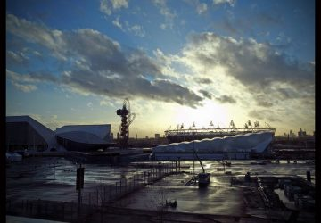 London Olympic Park - Photo by Mr Apricity