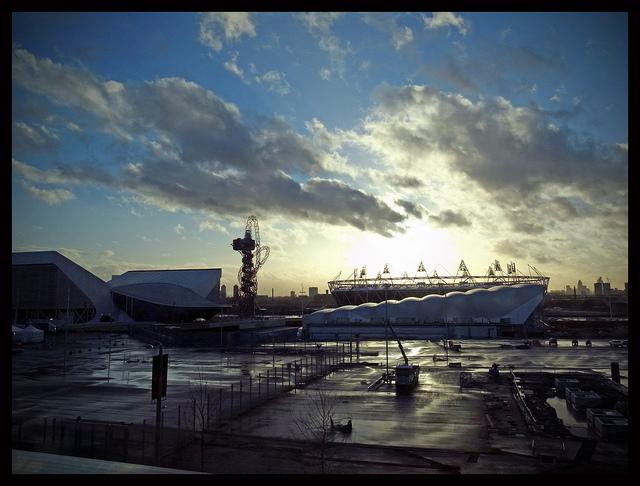 London Olympic Park - Photo by Mr Apricity