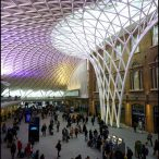 New Kings Cross Departure Concourse - Photo by Stuart Chalmers