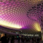 The new Kings Cross concourse - Photo by Paul ( P_a_h)