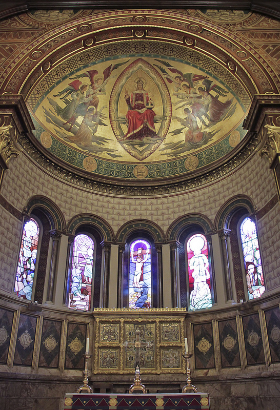 King's College London - Chapel - Photo by Kotomicreations