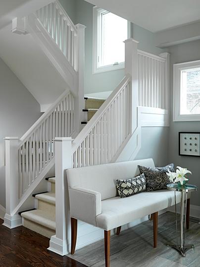 Sarah Richardson Stairway - Image c. Sarah Richardson