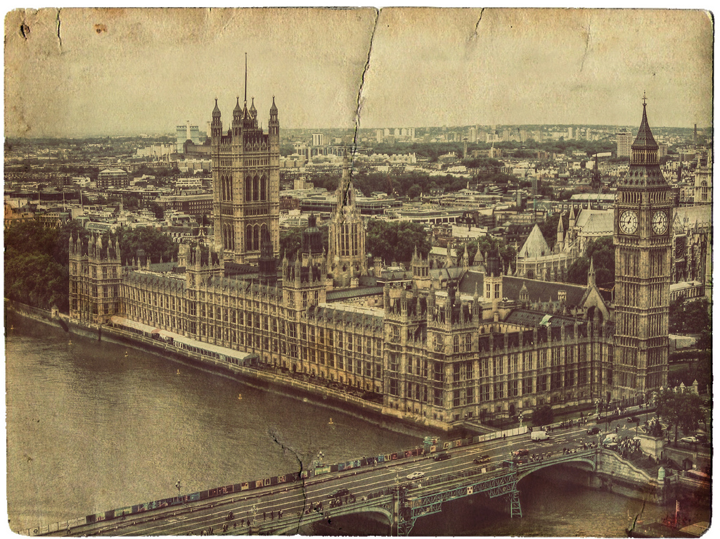 Westminster Bridge, the Houses of Parliament and Big Ben - Photo: Dani Sardà i Lizaran/Flickr