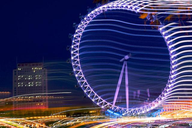 London Eye  - Photo by @Doug88888