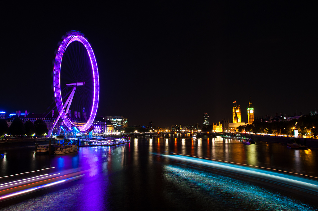 London Lights - Photo by Carlos RM