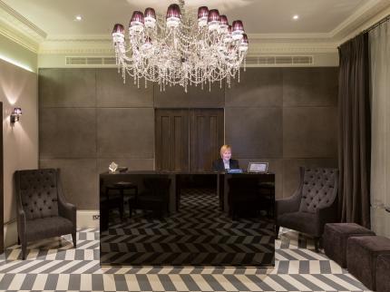 Eccleston Square Hotel, Belgravia