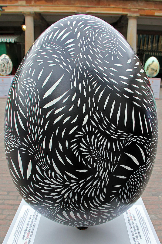 The Big Egg Hunt 2013 - Covent Garden, London 59. Chimera