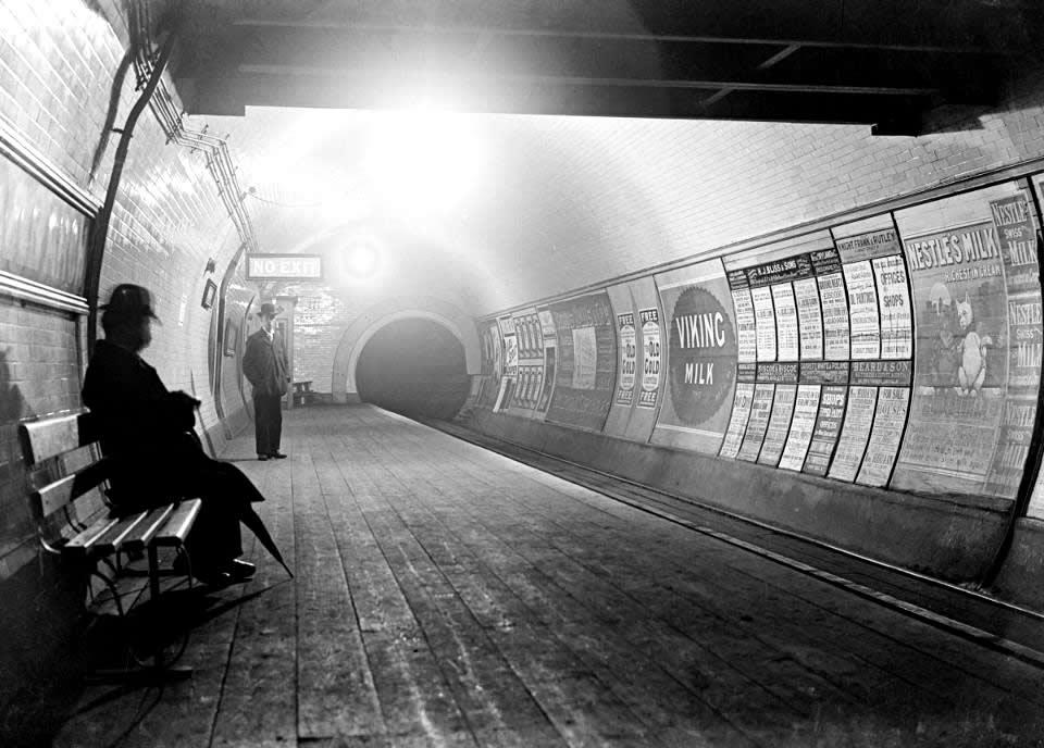 1890s London Underground