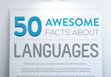 UIC London Blog: 50 Awesome Facts About Languages