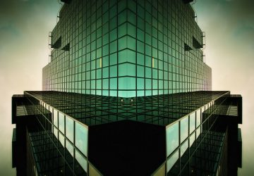 Matrix 3D - London City - Photo by Simon & His Camera