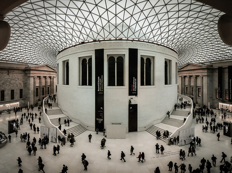 British Museum, London - Photo by Justin Hickling