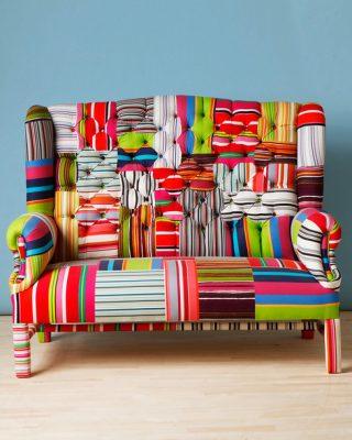 Patchwork Sofa - Fab.com