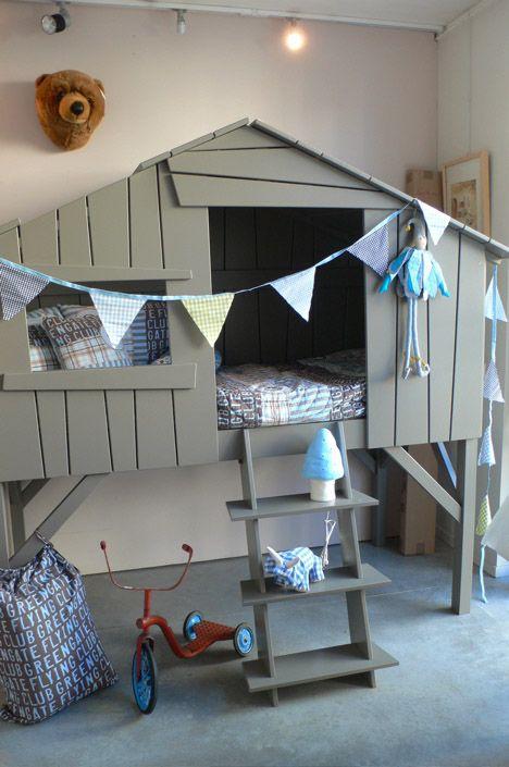 10 Creative Themed Kids Beds
