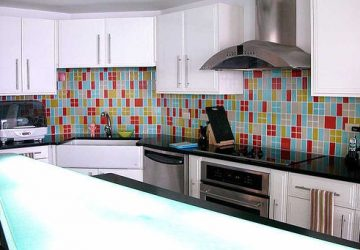 Kitchen cabinets - Photo by chotda