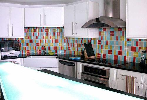Kitchen cabinets - Photo by chotda