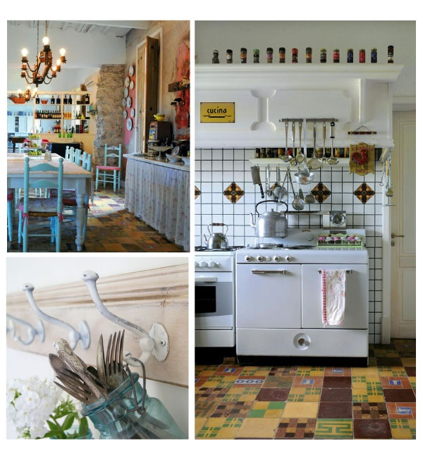 Vintage Kitchen Photography: Vintage Kitchen Inspiration