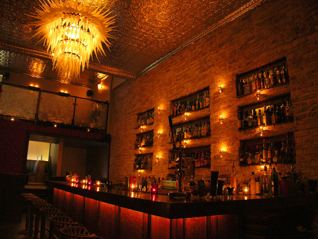 A gorgeous speakeasy in the Tenderloin, Bourbon & Branch offers a phenomenal spirits selection and dangerously delicious cocktails. Photo by ZagatBuzz