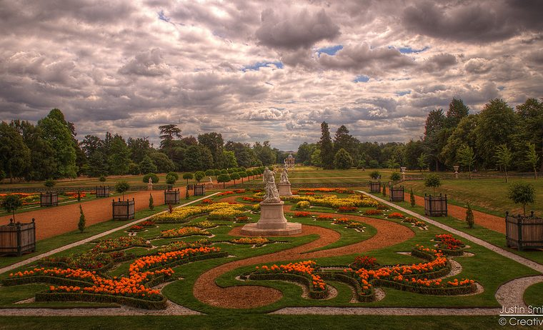 Wrest Park - Photo by Justin Smith