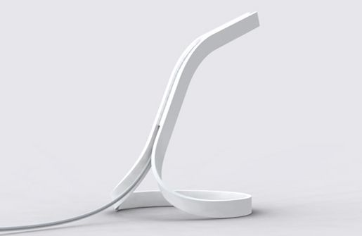 Curved desk light (Prototype) - &design