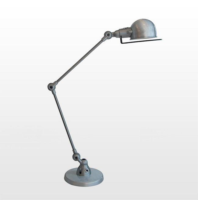 Jielde Loft two arm desk light