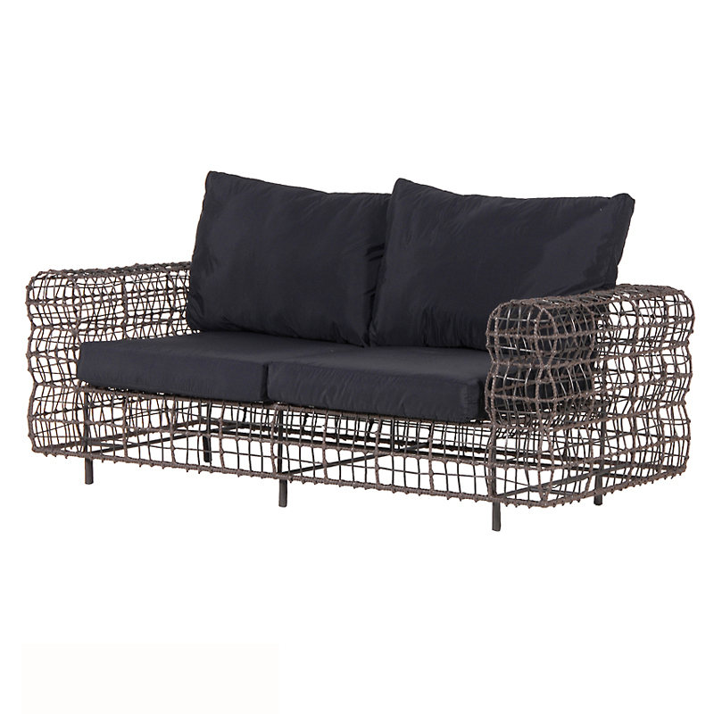 Ashworth Wire Mesh Sofa W/Cushion