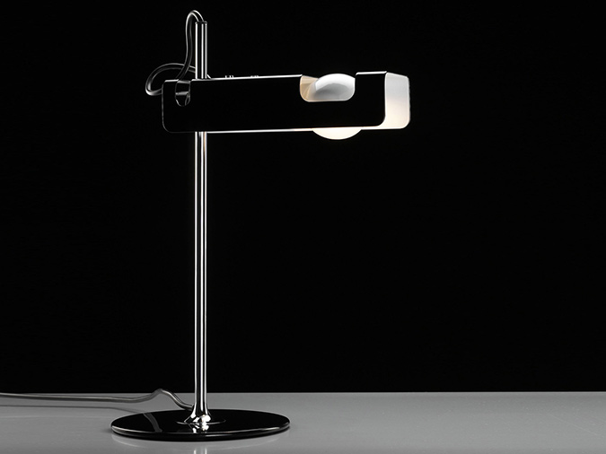 Oluce Spider Table Lamp - Nest.co.uk