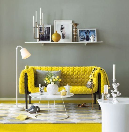 Neon Sofa