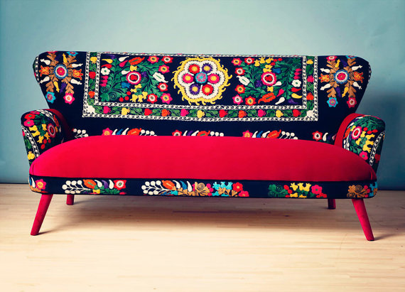Patchwork power patchwork sofas furniture - Telas para tapizar sofas ...