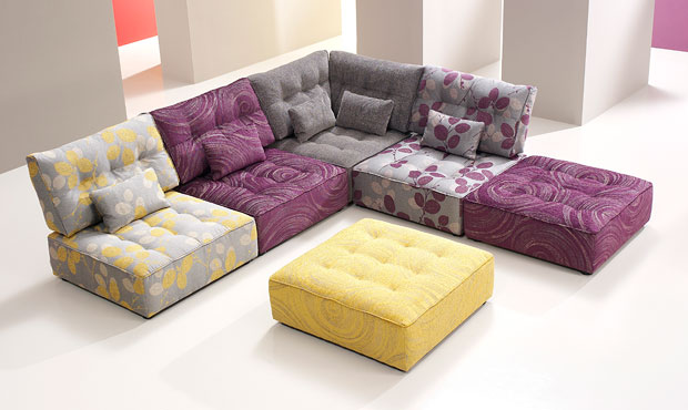 Alice Modular Fabric Sofa Darlings Of Chelsea