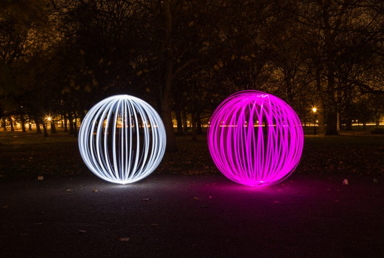 Painting with light... - Photo by Duncan WJ Palmer