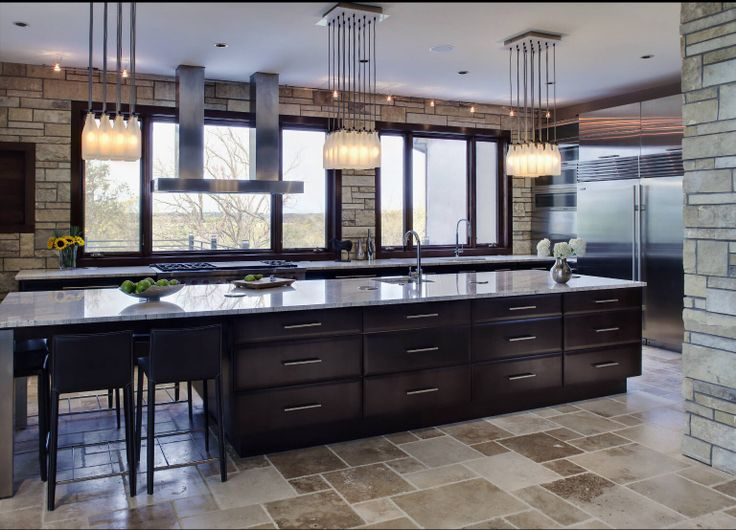 10 incredible modern kitchen designs for Modern kitchen company