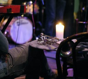 Resting - London jazz club - Photo by gorgeoux