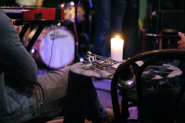 Resting - London jazz club - Photo by gorgeoux
