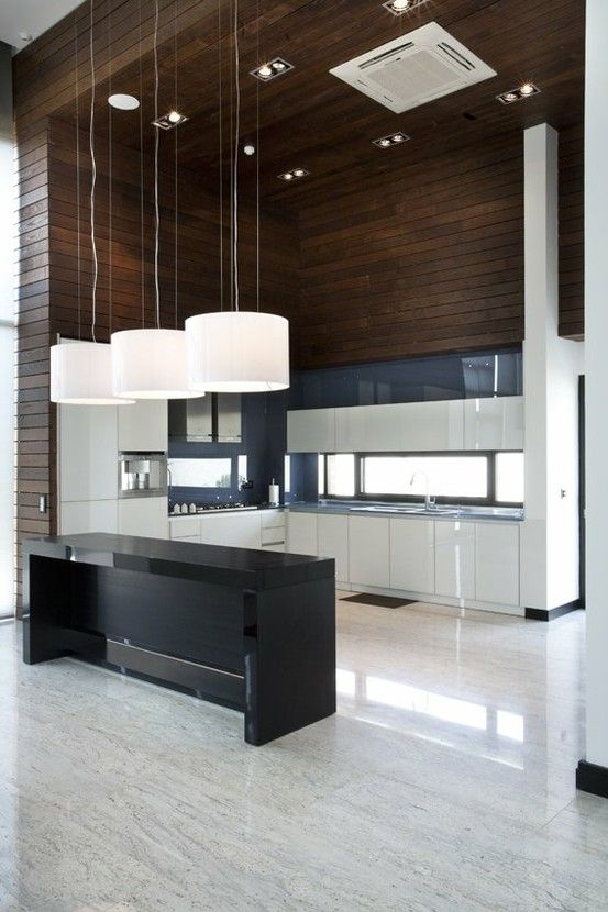 Incredible Contemporary Modern Kitchen Designs