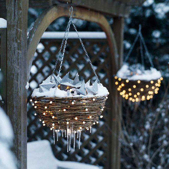 Outdoor Christmas Decor - Just Imagine - Daily Dose of Creativity