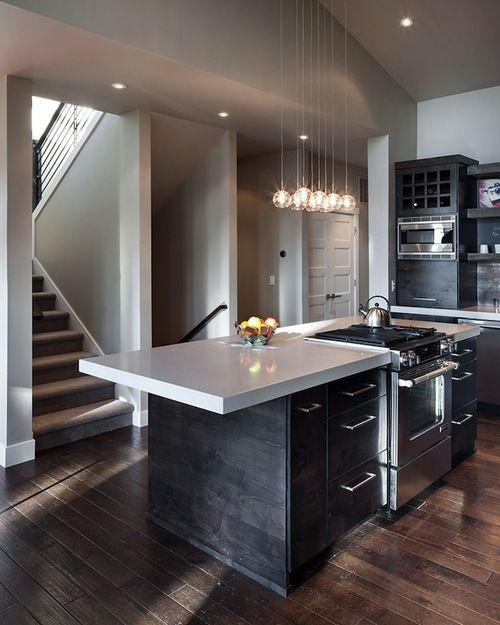 10 incredible modern kitchen designs for Kitchen ideas tumblr