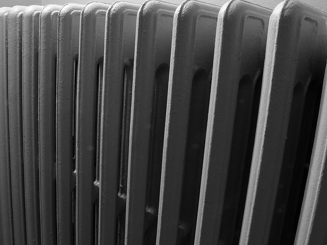 Radiator - Photo by Max Klingensmith
