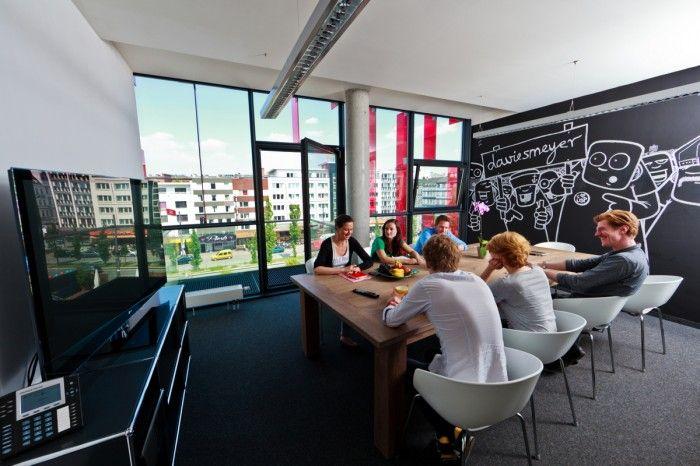 Ebow - Digital agency office
