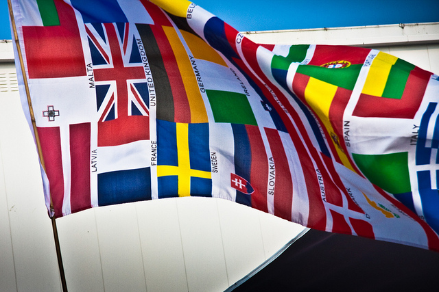 Flag Of Flags - Photo by Garry Knight