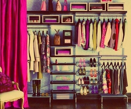 Beautiful wardrobe