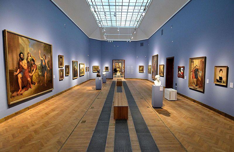 Muzeum Narodowe w Warszawie Galeria Sztuki - Wikipedia