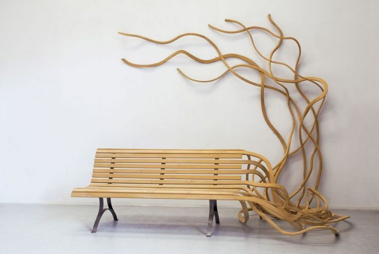 Spaghetti Bench - 1 - Pablo Reinoso