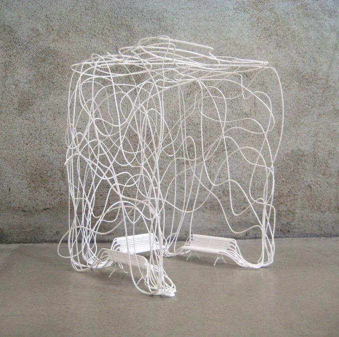Spaghetti Bench - Pablo Reinoso