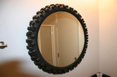 Dirt Bike Mirror
