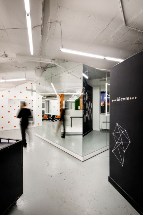 A PR Agency With a Super Creative Office Space - Design Milk