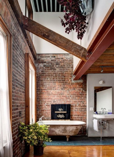 Incredible bathroom