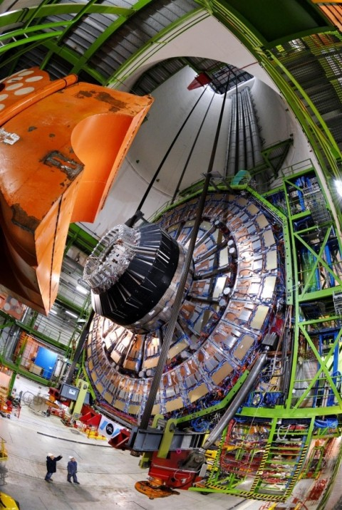 The Large Hadron Collider (CERN), Geneva, Switzerland