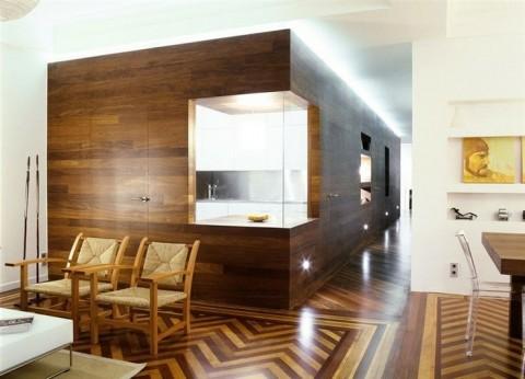 La Corua Apartment by Daz y Daz Arquitectos