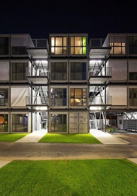 Cité A Docks - Cattani Architects