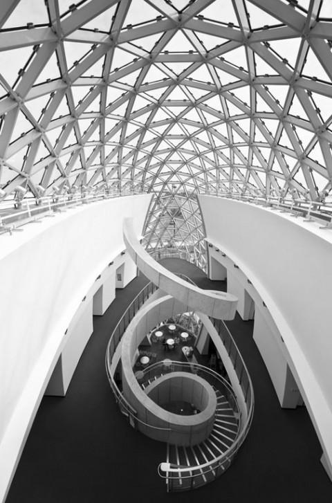The Salvador Dali Museum by HOK
